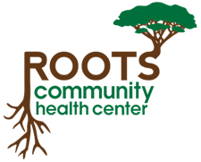Roots Community Health Center logo